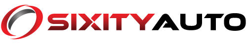 Sixity Auto Logo