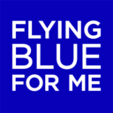 Air France KLM Points Logo