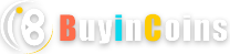 BuyInCoins.com Logo