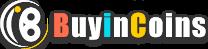 BuyInCoins.com Logo
