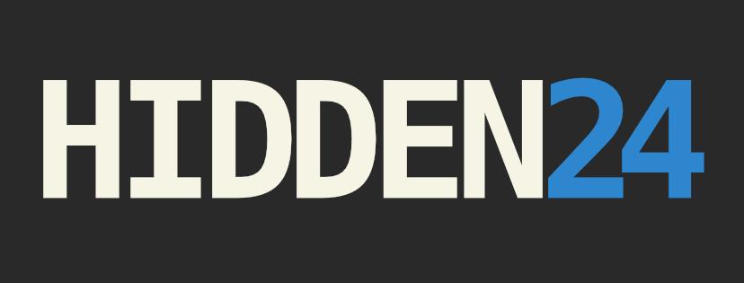 Hidden24 US Logo
