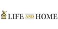 Life and Home Logo