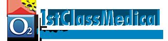 1st Class Medical Inc Logo