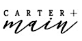 Carter + Main Logo