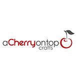 A Cherry on Top Crafts Logo