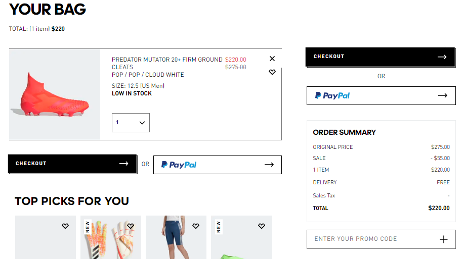Adidas Coupon Promo Code Discounts For 2020